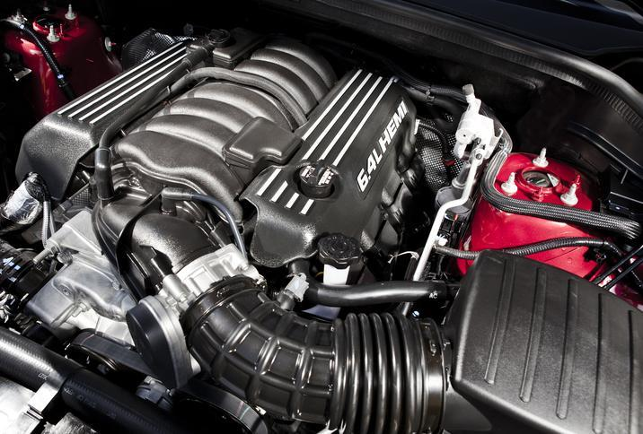 Jeep Grand Cherokee SRT 6.4 V8 HEMI / Fot. Jeep