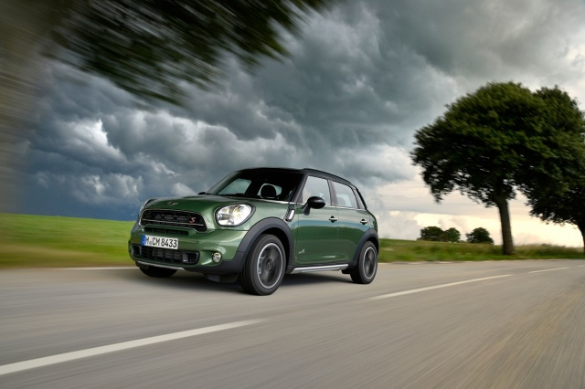 MINI Countryman 2015 / Fot. MINI