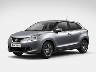 Suzuki Baleno (2015 - teraz) Hatchback