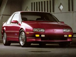 Chevrolet Beretta (1987 - 1996) Coupe