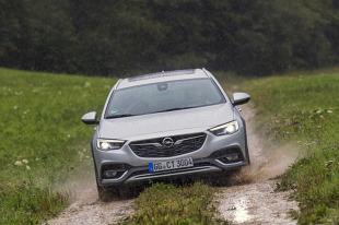 Opel Insignia Country Tourer. Podwyższone kombi wycenione