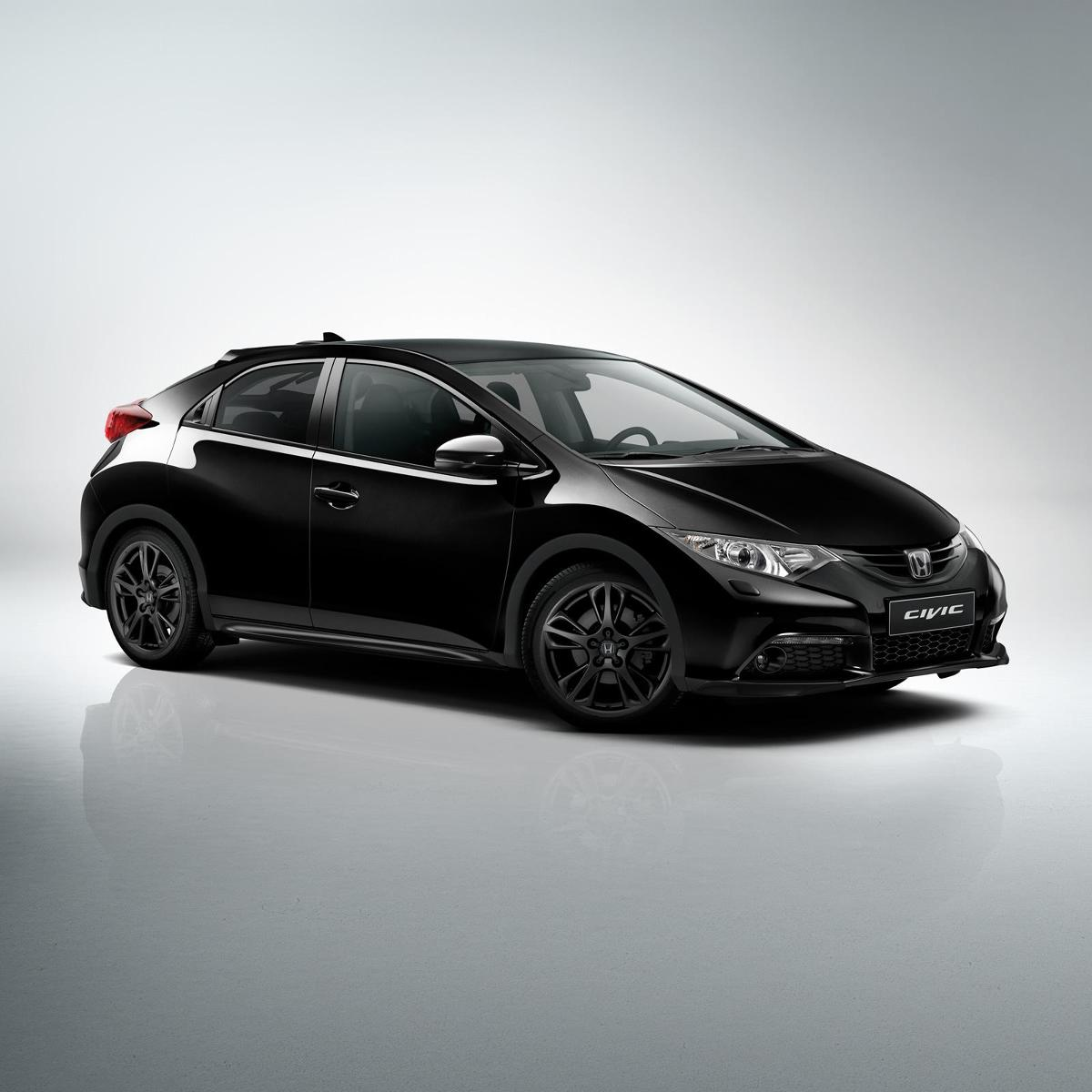 Honda Civic Black Edition / Fot. Honda
