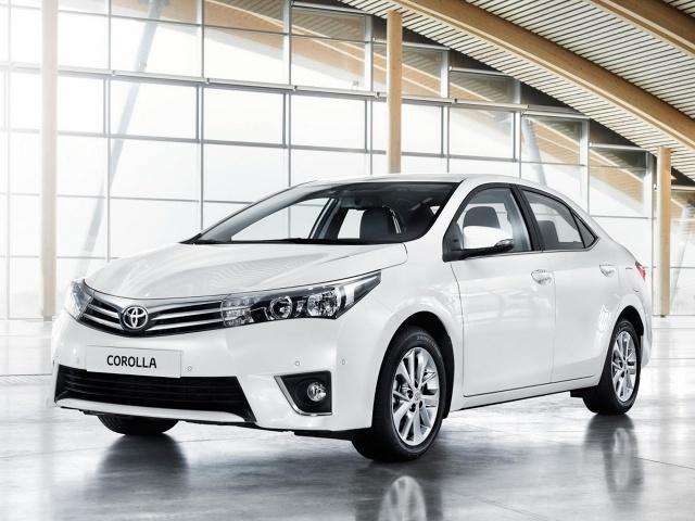 zdjęcie Toyota Corolla E160