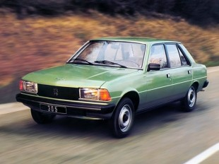 Peugeot 305 (1977 - 1989) Sedan