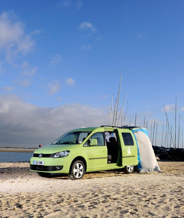 zdjęcie Volkswagen Caddy Maxi Camper