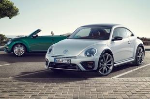 Volkswagen Beetle. Zmiany na rok 2017