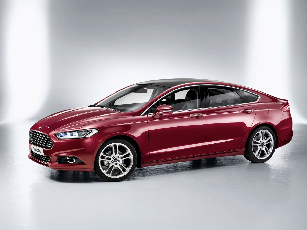 Ford mondeo fot ford