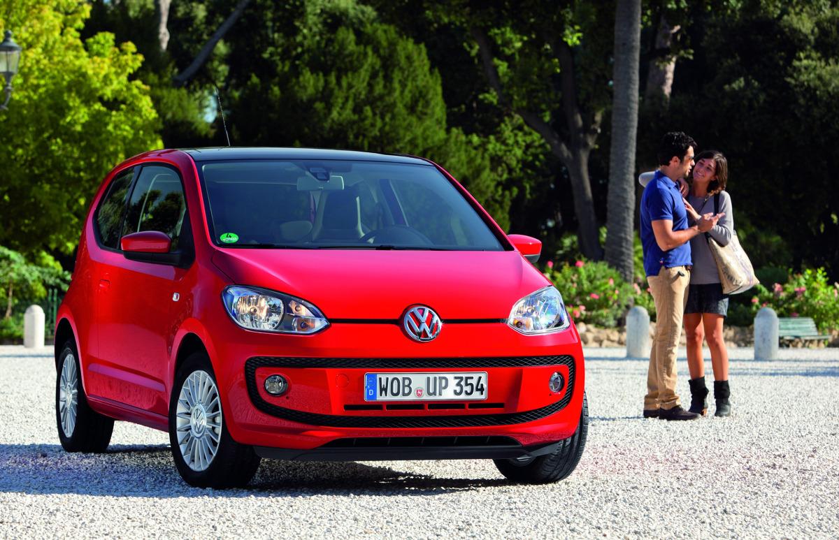 Volkswagen Up Fot Volkswagen