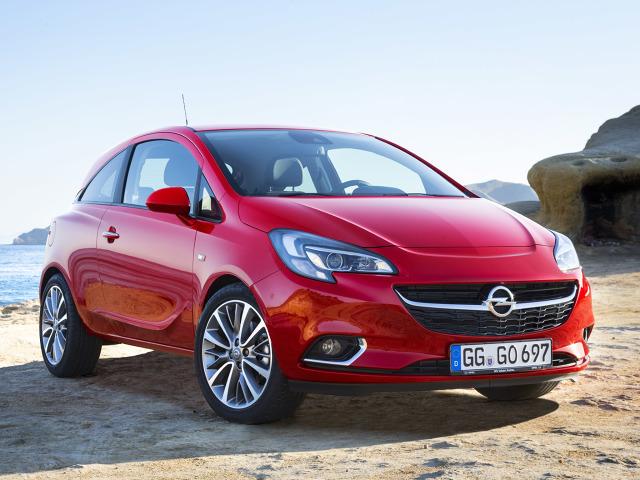 zdjęcie Opel Corsa