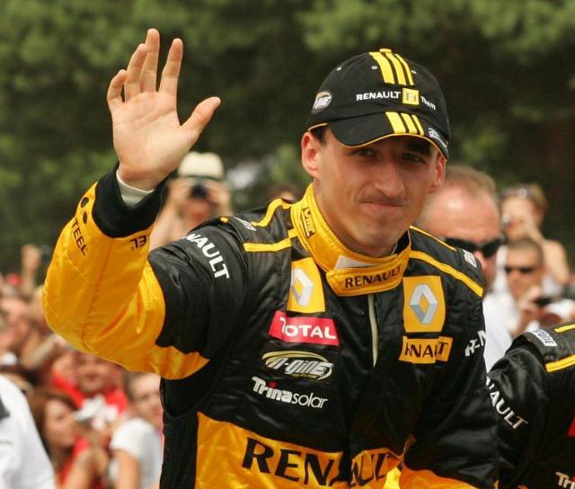 Robert Kubica testował auto WRC, ale co z jego prawą ręką?