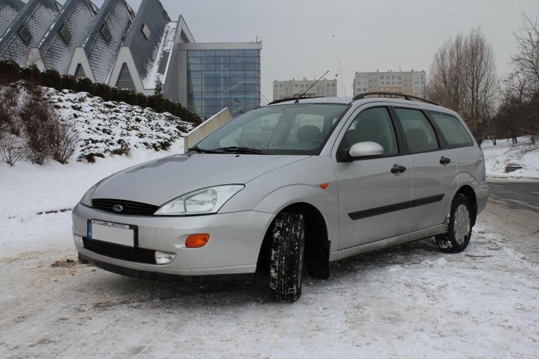 Testujemy używane: Ford Focus Mk I - opinie i dane techniczne