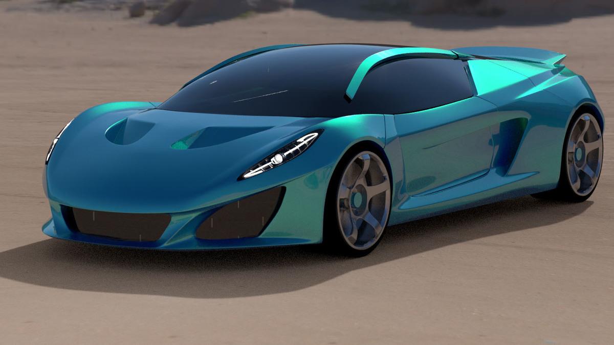 Keating Berus   O danych technicznych nie mamy jeszcze informacji, ale jak wynika z deklaracji, model Berus ma przyspieszać do 100 km/h w 2,4 sekundy, natomiast prędkość maksymalna wyniesie ponad 270 km/h.   Fot. Keating