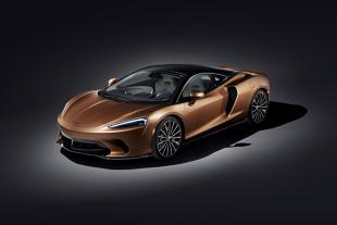 McLaren GT. Nowe spojrzenie na koncepcję Grand Tourer'a