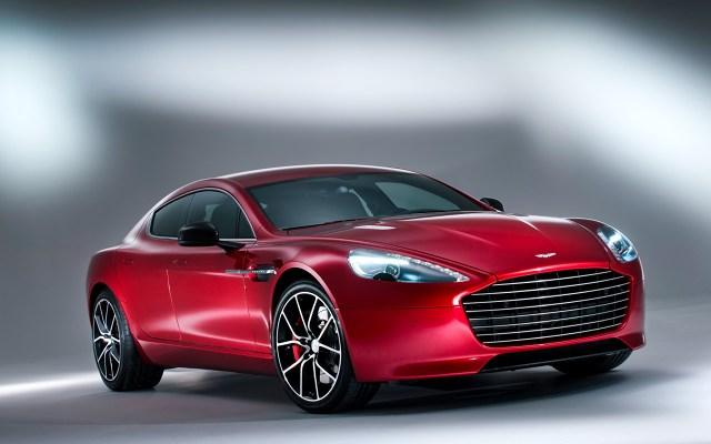 zdjęcie Aston Martin Rapide S