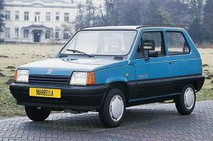 SEAT Marbella I (1986 - 1998) Hatchback