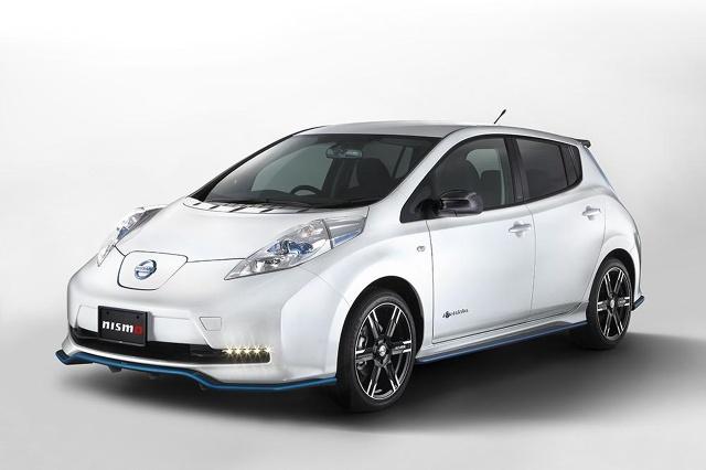 zdjęcie Nissan Leaf Nismo