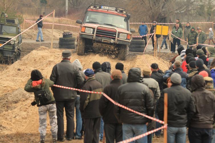 Tor off roadowy na kieleckim Pakoszu już otwarty (zdjęcia, film)