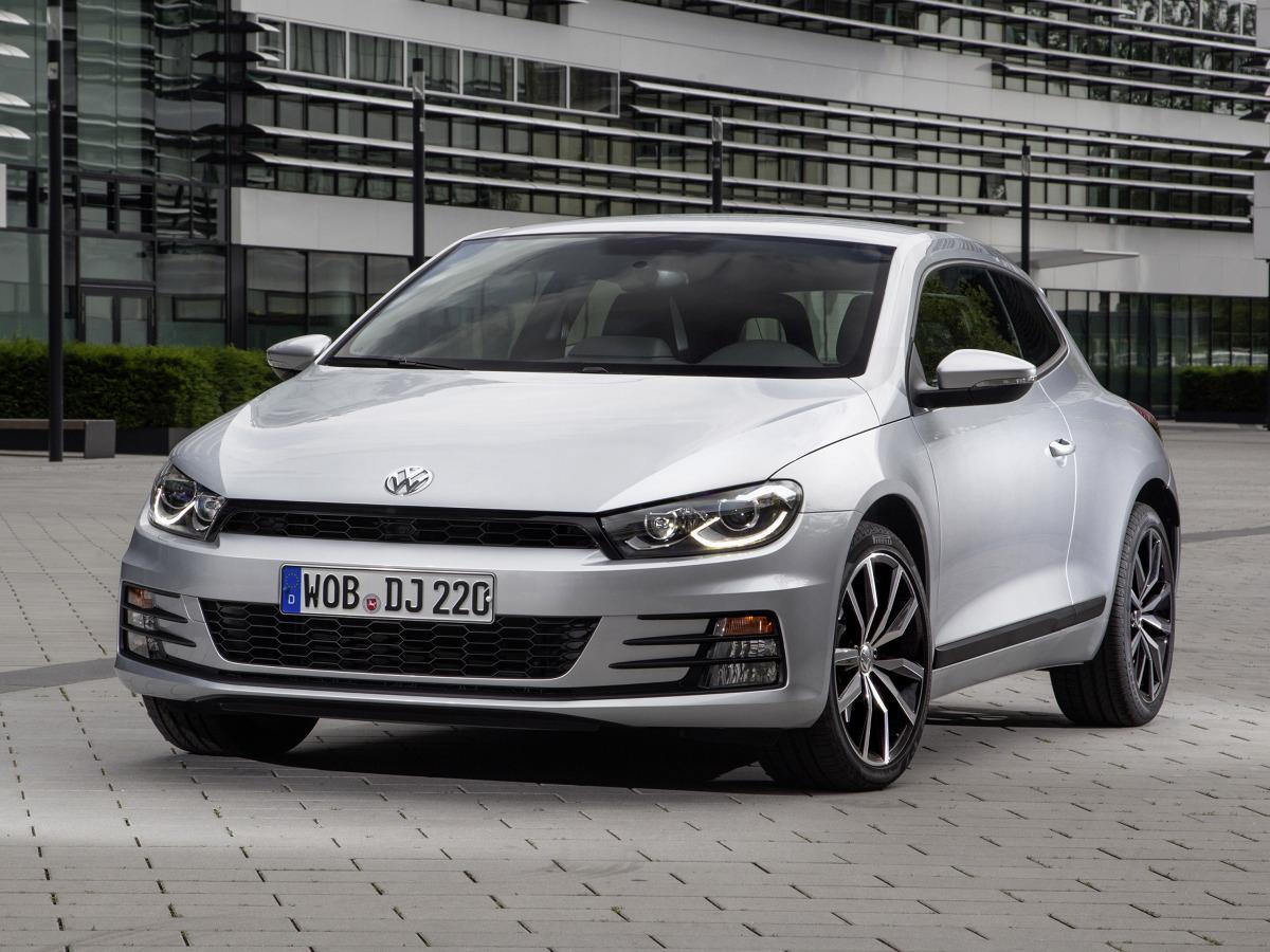 Volkswagen Scirocco / Fot. Volkswagen