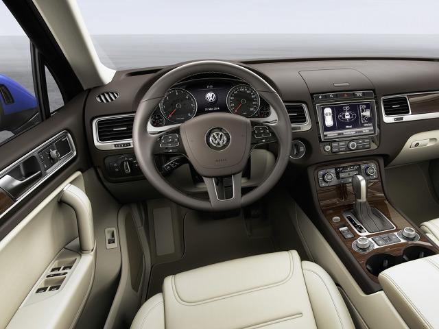 zdjęcie Volkswagen Touareg 2014