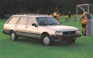 Peugeot 505 (1979 - 1994) Kombi