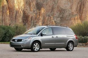 Nissan Quest III (2004 - 2009) Minivan