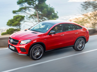 Mercedes-Benz Klasa GLE (2015 - teraz)
