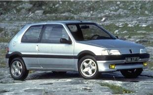 Peugeot 106 I (1991 - 1996) Hatchback