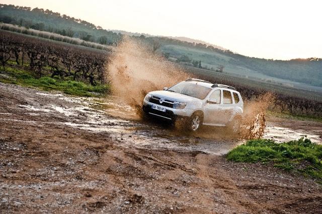 zdjęcie Dacia Duster