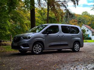 Opel Combo-e Life XL. Pierwsza jazda, wrażenia, dane techniczne i ceny