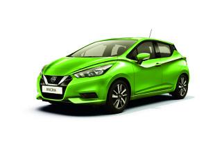 Nissan Micra. Specjalna wersja N-Way