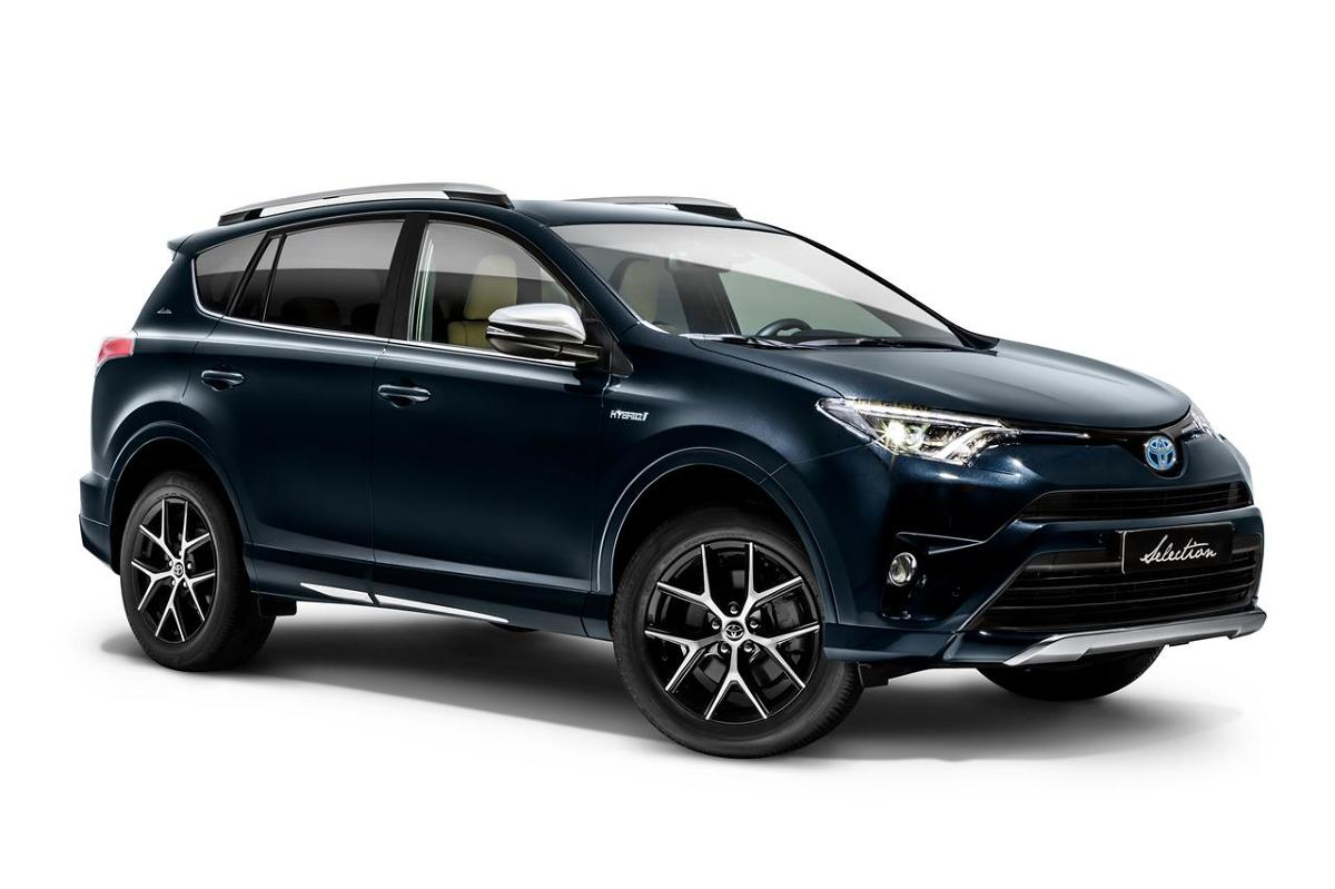 toyota rav4 hybrid w nowej wersji. Black Bedroom Furniture Sets. Home Design Ideas