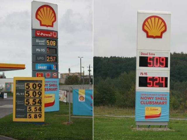 Ceny paliw: Kołobrzeg tańszy od Koszalina