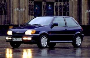 Ford Fiesta III (1989 - 1997) Hatchback