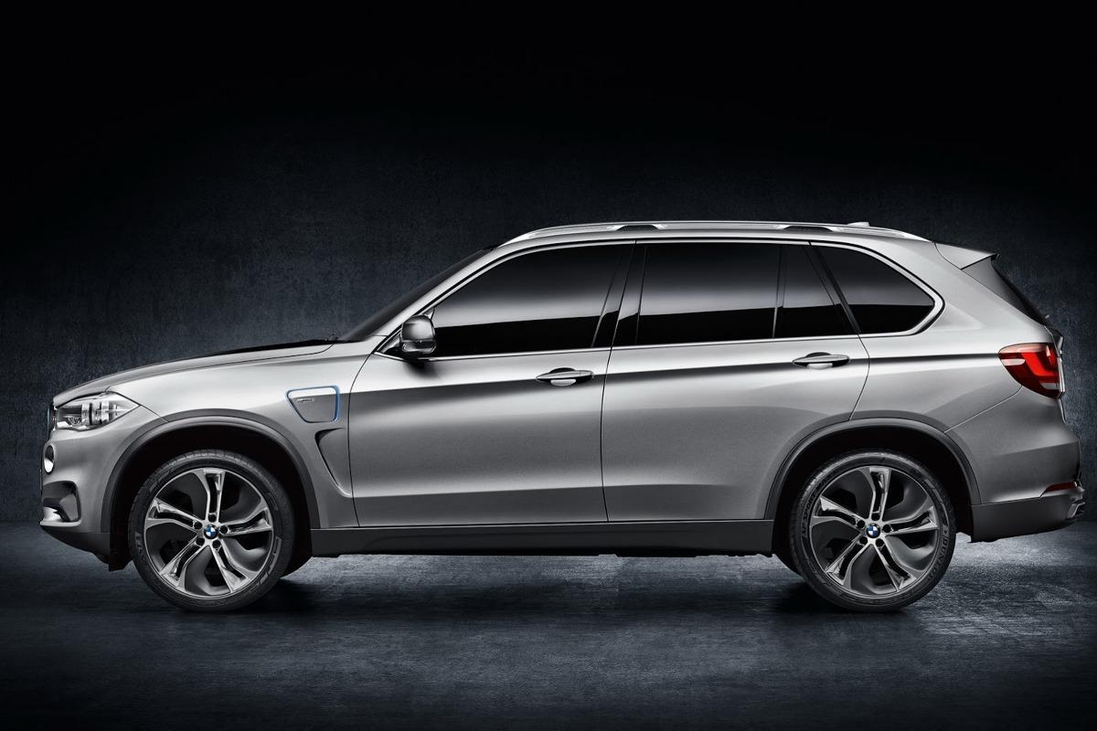 BMW X5 eDrive / Fot. BMW