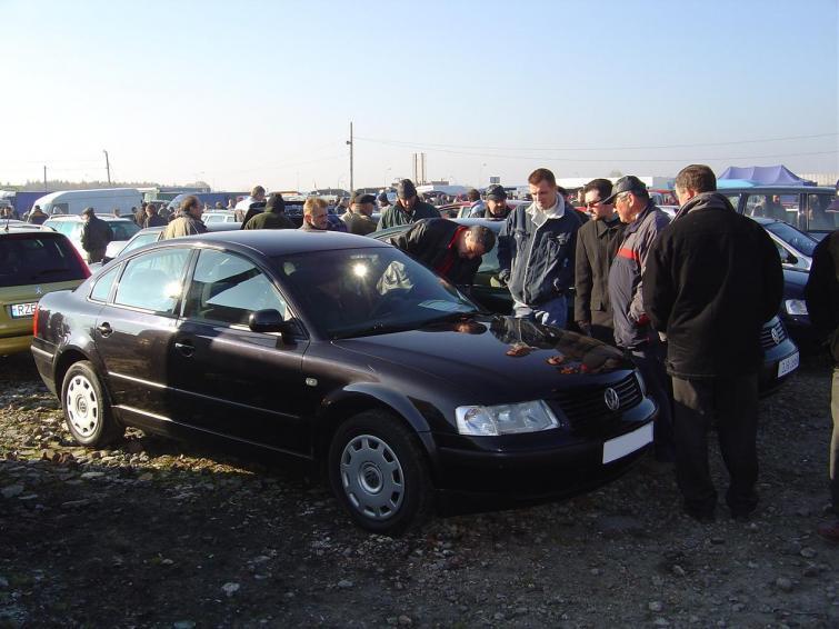 Samochód używany na sprzedaż