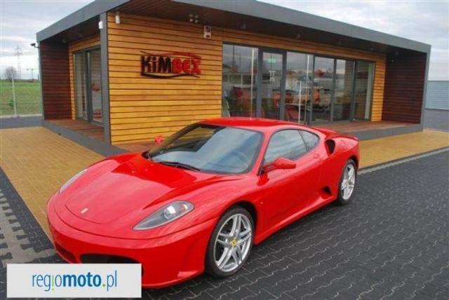 Ferrari z kratką i inne odjechane oferty w regioMoto - zobacz!