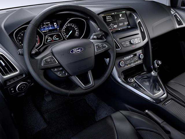 zdjęcie Ford Focus Kombi