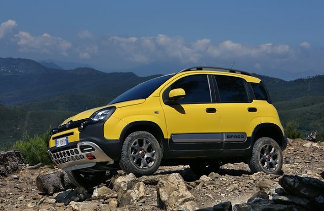 Fiat Panda Cross/fot. Fiat