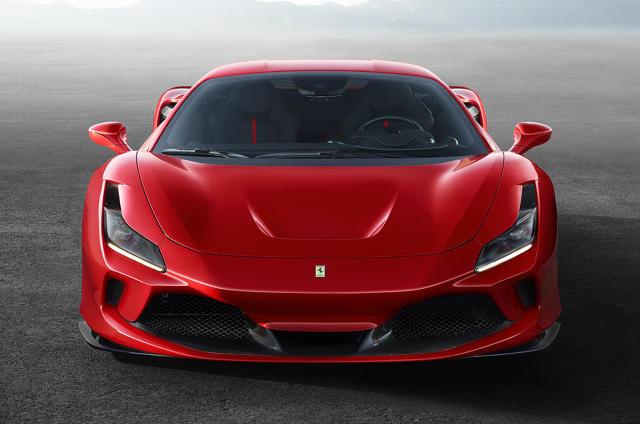zdjęcie Ferrari F8 Tributo