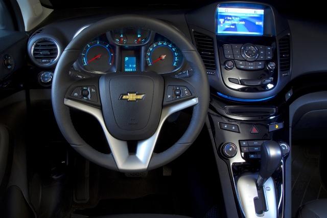 Chevrolet Orlando Zdjcie Chevrolet Orlando