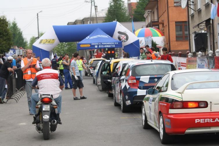 Górskie Samochodowe Mistrzostwa Polski ruszają już w sobotę