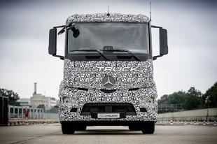 Mercedes Urban eTruck. Elektryczna ciężarówka