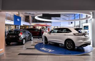 Sprzedaż nowych samochodów. Oto najpopularniejsze modele