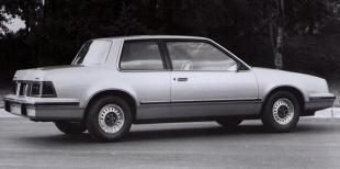 Pontiac 6000 (1982 - 1991) Coupe