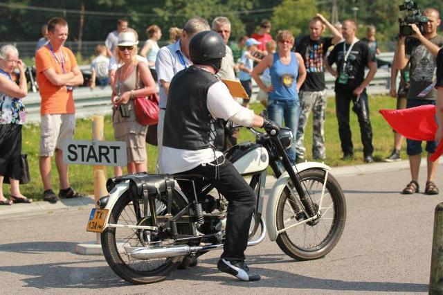 V Świętokrzyski Zlot Motocykli SHL – zdjęcia, film