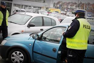 Narkotyki w ruchu drogowym. Co 6. badanie wykazuje, że kierowca coś zażywał