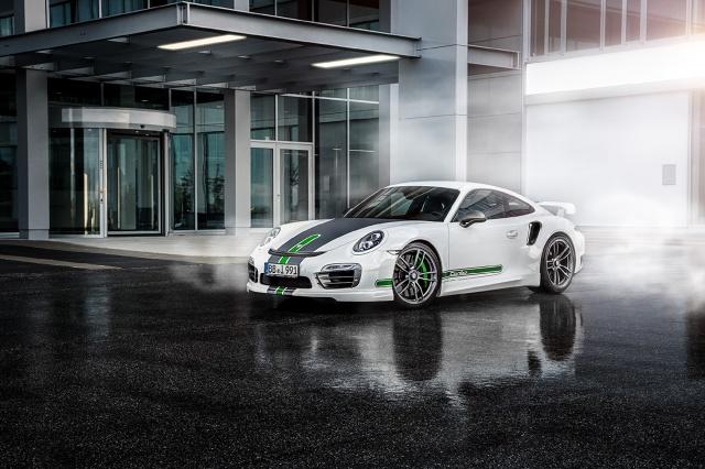 Porsche 911 Turbo / Fot. TechArt