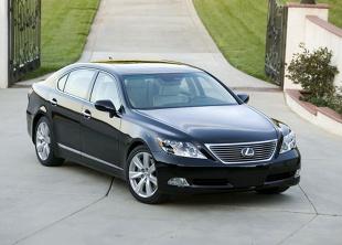 Lexus LS IV XF40 (2006 - 2010)