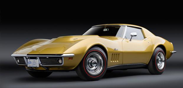 Chevrolet Corvette / Fot. Rick Cole Auctions