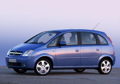 Fot. Opel: Model Meriva